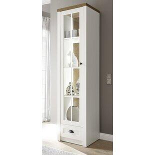 Grimaldo Standard Curio Cabinet By Brambly Cottage