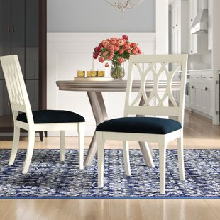 Blumer Dining Chair (Set of 2) Willa Arlo Interiors