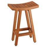 Lindberg 27 Bar Stool by Rosecliff Heights