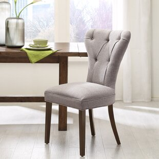 Emestina Upholstered Dining Chair (Set of 2)