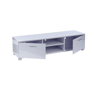 Look for Greenbaum TV Stand for TV's up to 60 by Ebern Designs Reviews (2019) & Buyer's Guide
