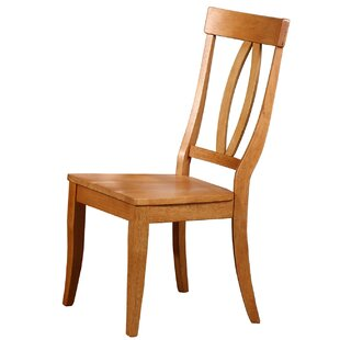 Alcott Hill Garden Grove Solid Wood Dining Chair (Set of 2)