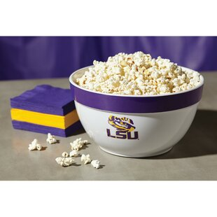 LSU Melamine 4.75 fl oz. Nut Bowl by CollegeKitchenCollection
