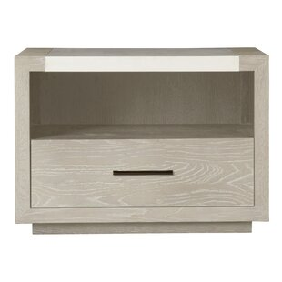 Chavira 1 Drawer Nightstand by Brayden Studio Today Only Sale