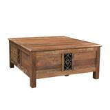 Nymphodora Coffee Table with Storage by Bloomsbury Market