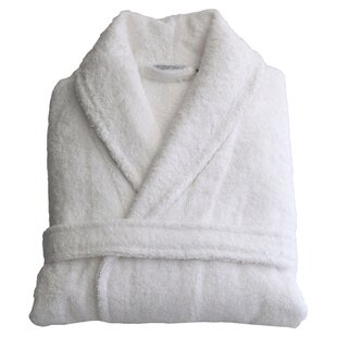 Brittany 100% Cotton Terry Cloth Bathrobe