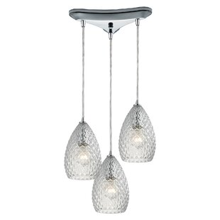 Ormes 3-Light Cluster Pendant ..