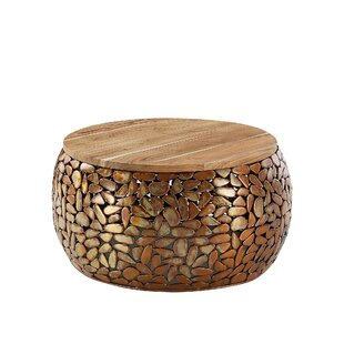 Schaumburg Coffee Table By World Menagerie