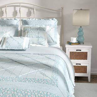 August Grove Spiritwood Lake 9 Piece Comforter Set