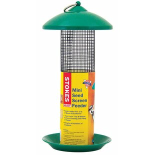 Stokes Select Mini Seed Screen Nyjer/Thistle Feeder