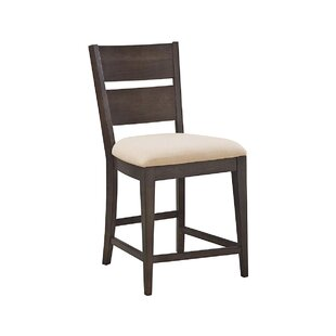 Hazelton 23.5 Bar Stool (Set of 2) Gracie Oaks