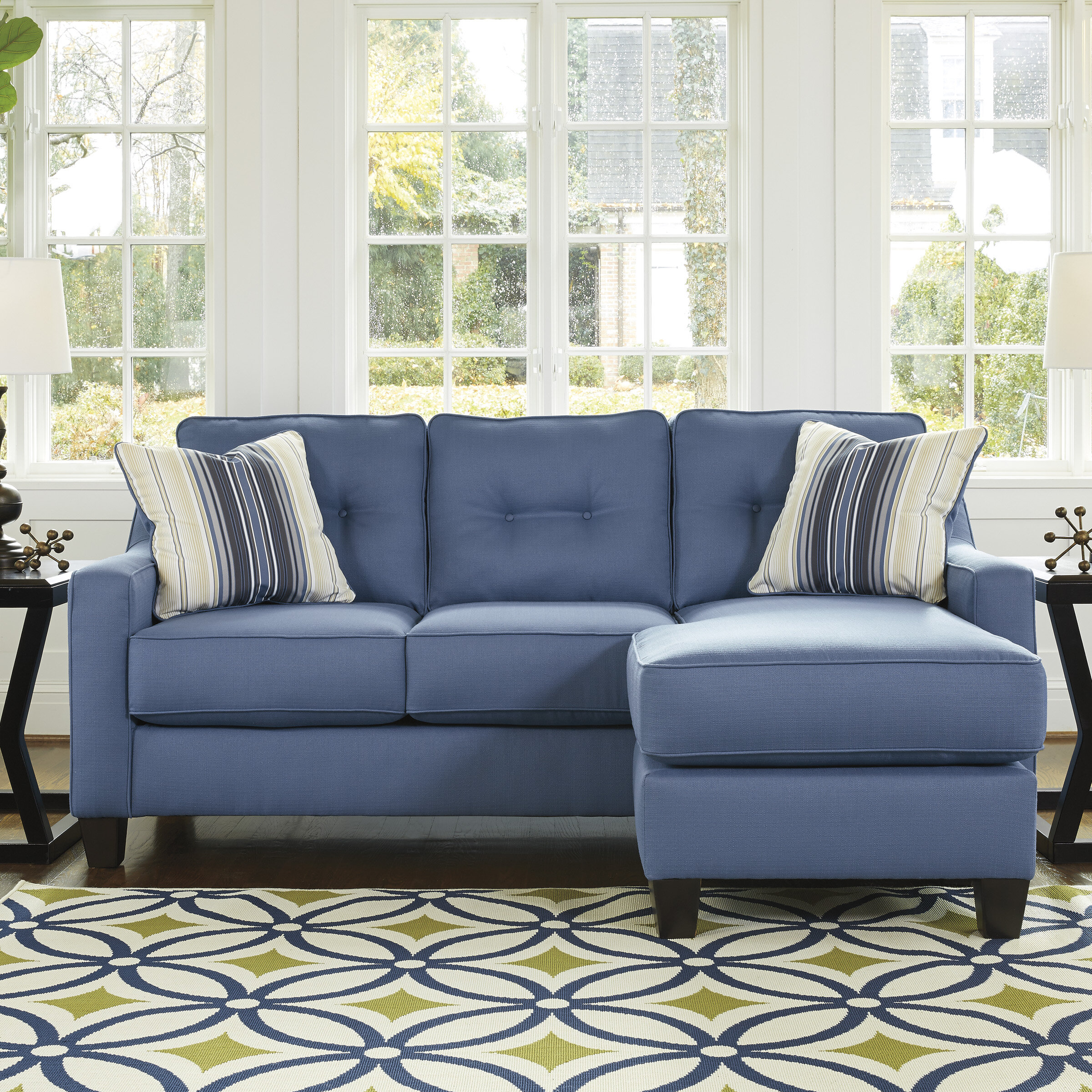 living sofas couches sofa sectional room royal furniture navy light pennington blue seating dark