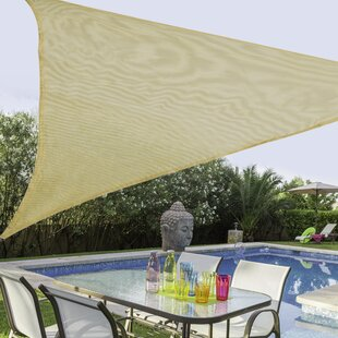 3m X 3m Triangular Shade Sail By Château Chic