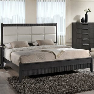 Affordable Price Coppin Upholstered Platform Bed by Brayden Studio Reviews (2019) & Buyer's Guide