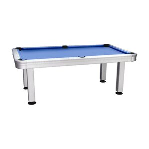 Non Slate Outdoor 7u0027 Pool Table