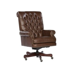 Tegan Genuine Leather Executive Chair