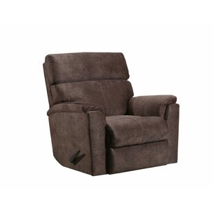Castaway Manual Swivel Recliner