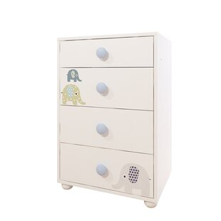 Affordable Baywood Baby 4 Drawer Chest by Harriet Bee Reviews (2019) & Buyer's Guide