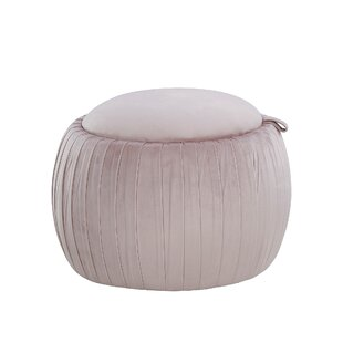 Review Currier Pouffe