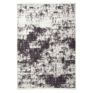Keytesville Purple/White Rug by Longweave