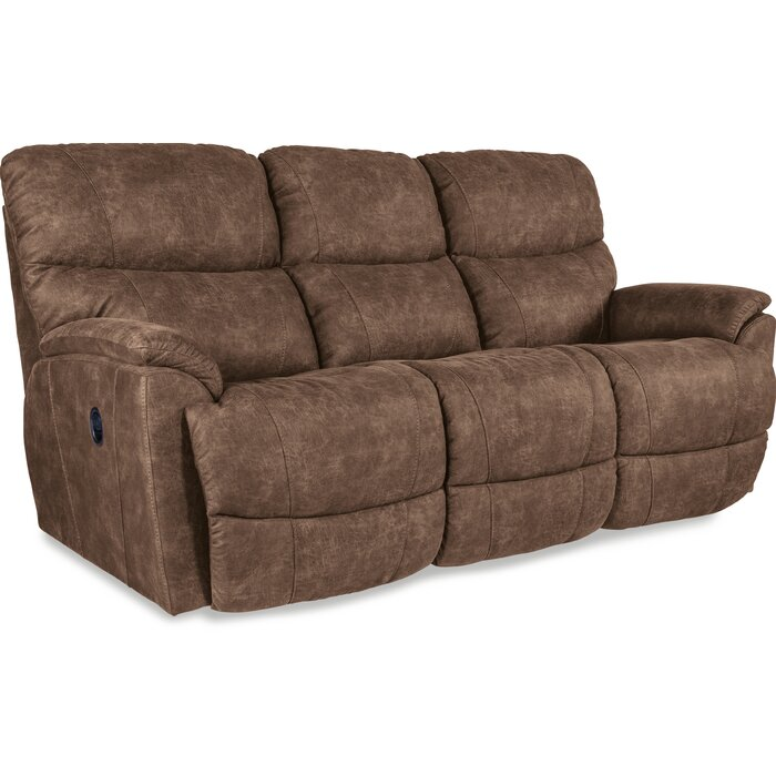 Trouper Reclining 85 inches Pillow Top Arms Sofa