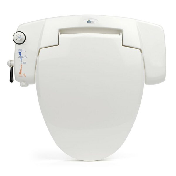 danco premium nonelectric warm water toilet seat bidet u0026 reviews wayfair