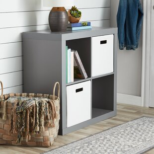 Alyk Cube Bookcase By Latitude Run