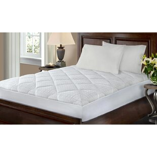 Kingsley Hygro Luxe Polyester Mattress Pad ByThe Twillery Co.