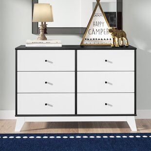 Best Price Amery 6 Drawer Double Dresser by Harriet Bee Reviews (2019) & Buyer's Guide