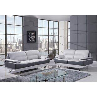 Global Furniture USA Configurable Living Room Set