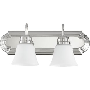 Quorum 2-Light Vanity Light