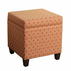 Reeves Storage Cube Ottoman by Zipcode Design