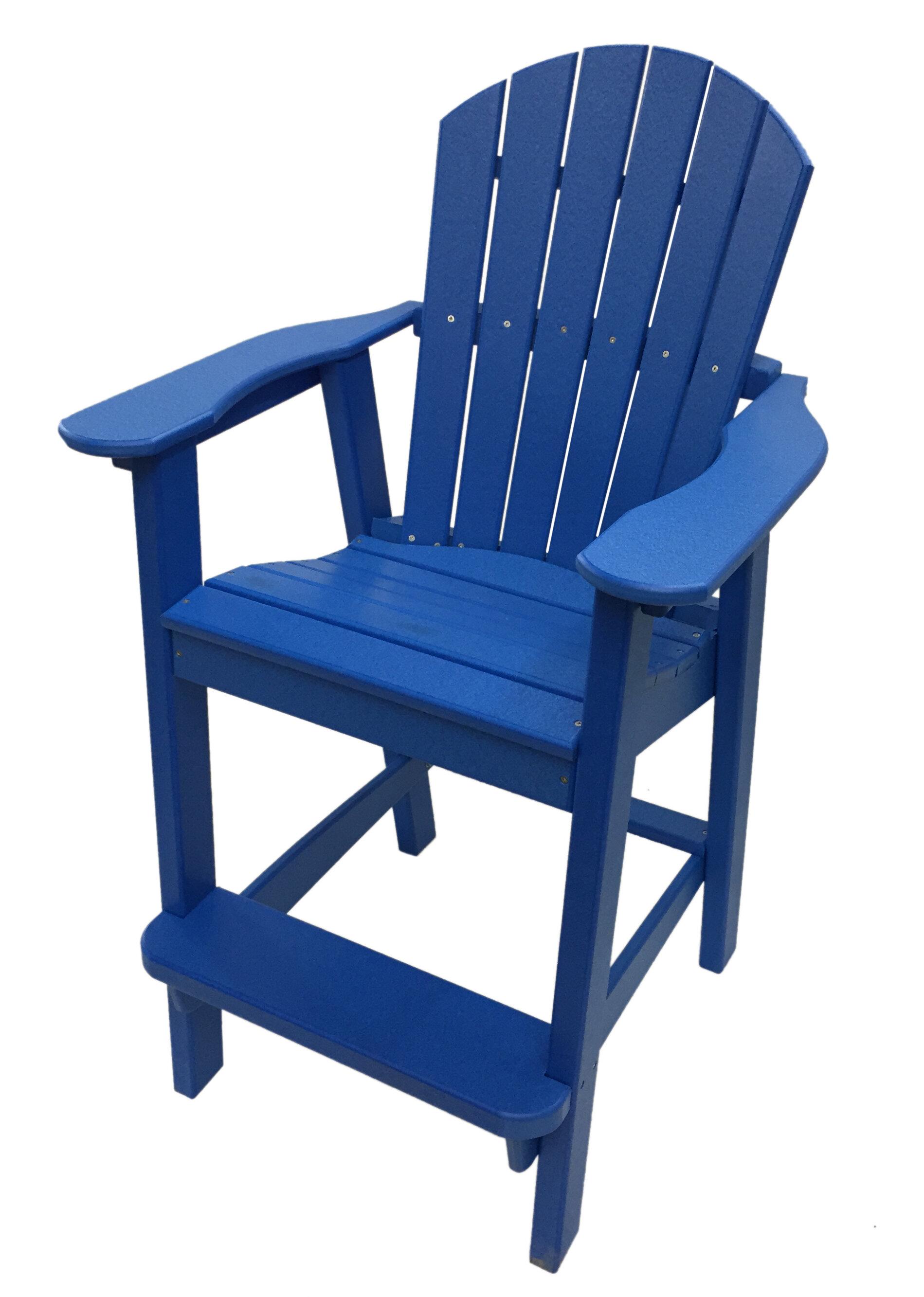 Picture of: Red Barrel Studio Lorilee Plastic Resin Adirondack Chair Reviews Wayfair