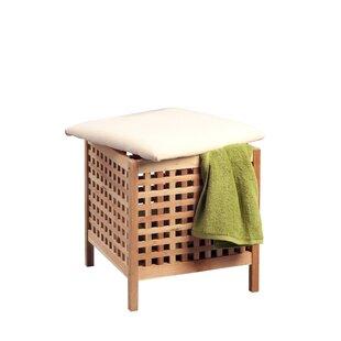 Laundry Basket By Symple Stuff