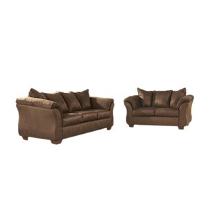 Tom 2 Piece Living Room Set by..