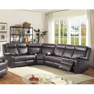 Weitzman Reclining Sectional b..
