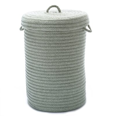 Colonial Mills Blend Laundry Hamper Color: Moss Green