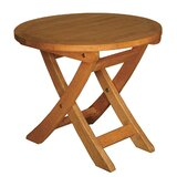 Whitton Wood Side Table