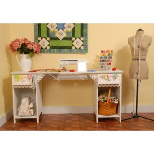 Olivia Sewing Table by Arrow Sewing Cabinets