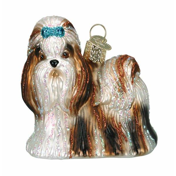 Shih Tzu Dog Ornaments Wayfair