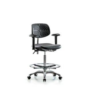 Symple Stuff Salma High BenchOffice Chair