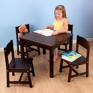 Kids\u0027 Table \u0026 Chair Sets  sc 1 st  Wayfair : youth table and chair sets - pezcame.com
