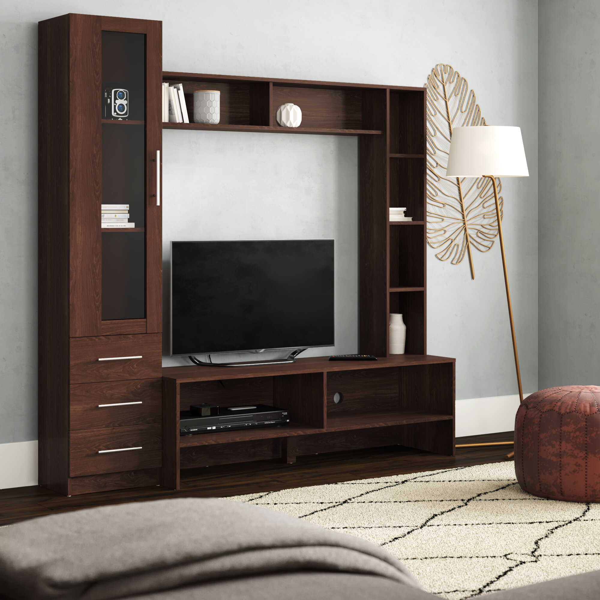 Uppingham Entertainment Center for TVs up to 50\