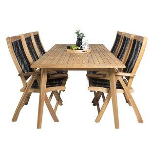 Pranay 6 Seater Dining Set Image