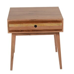 Hale End Table by Union Rustic