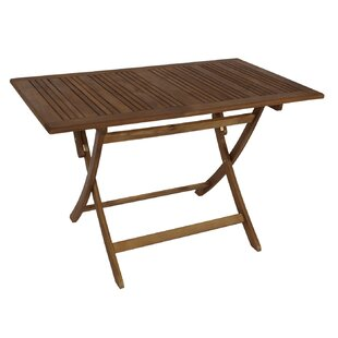 Pepperbush Folding Dining Table By Sol 72 Outdoor