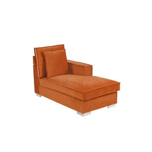 Benavides Chaise Lounge by Trule Teen Sale