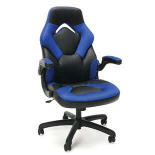 Top Reviews Mccrae Racing Executive Chair By Ebern Designs
