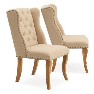 One Allium Way Jasper Upholstered Dining Chair