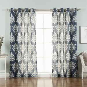 Prospect Single Curtain Panel (Set of 2)